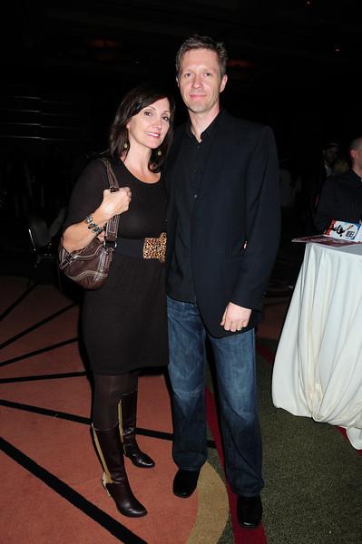 Dan and Theresa Vickery, Ardmore Pa