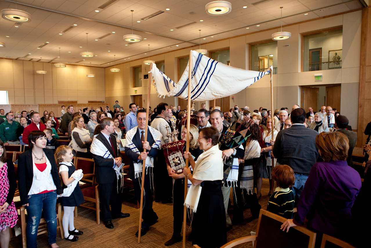 Dedication ceremony for Temple Beth Elohim in Wellesley, MA.   Jeff Scher Photography is based in Portland Maine and available for assignments World-wide.  207-253-5066