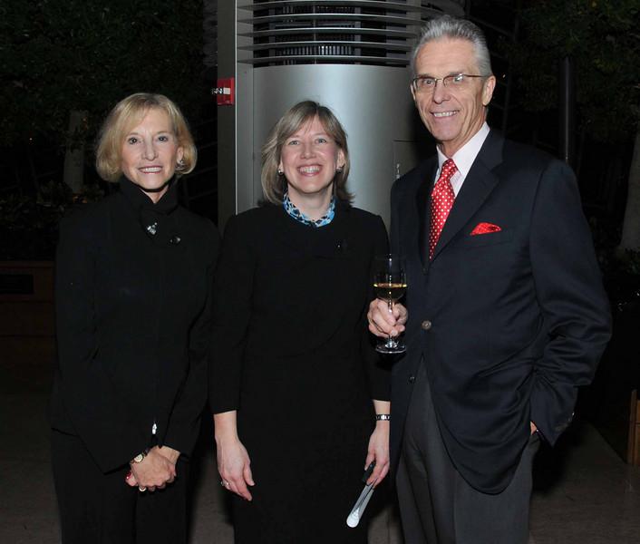 Maxine Ballen Jones, Rosemary McManus and John Jones
