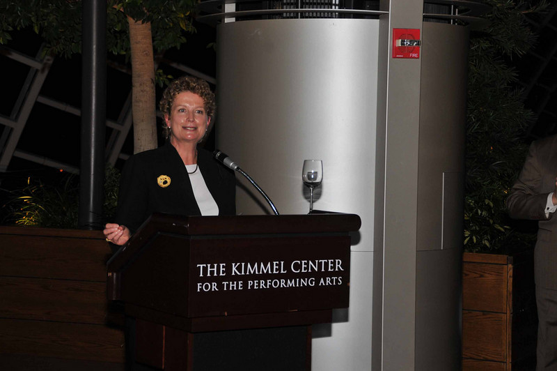 Sally Southey - CDN Embassy;