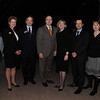 Sally Southey - CDN Embassy; Mervon Mehta, David Marshall, Kimmel Center directors Mervon Mehta, Rosemary McManus; Guest, Guest