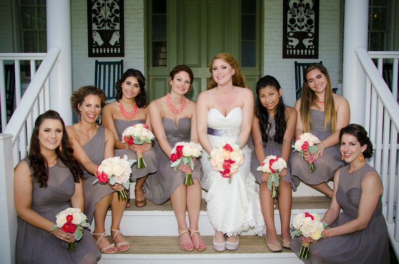 Photographs from the wedding of Lindsay Dragich to Matthew Segal, Sunday, June 29th, 2014 at Whitehall Manor in Bluemount, Virginia.