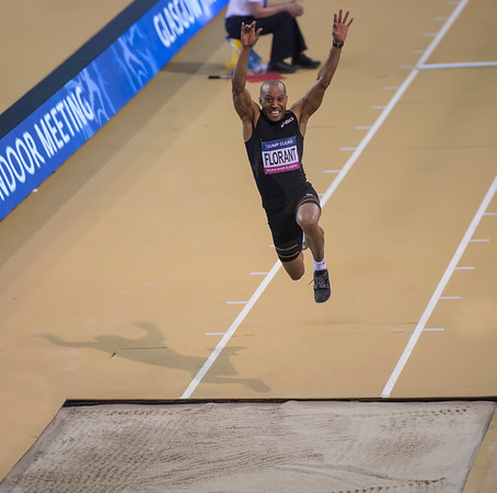 Indoor Athletics, Glasgow 2016