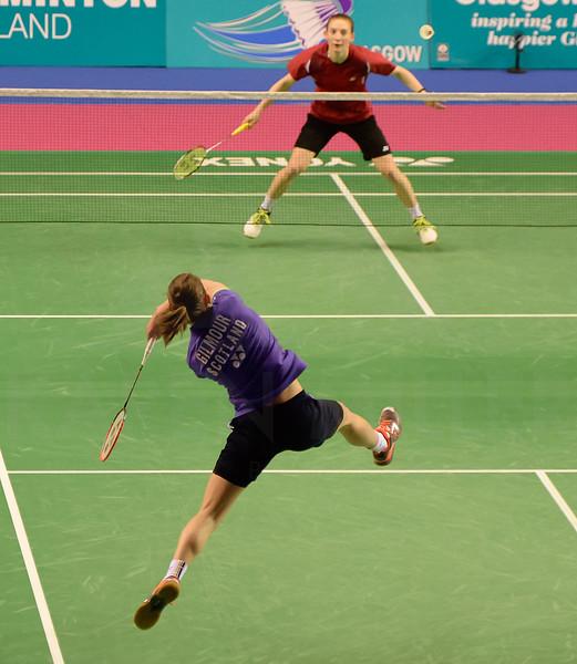 Scottish Badminton Grand Prix 2015