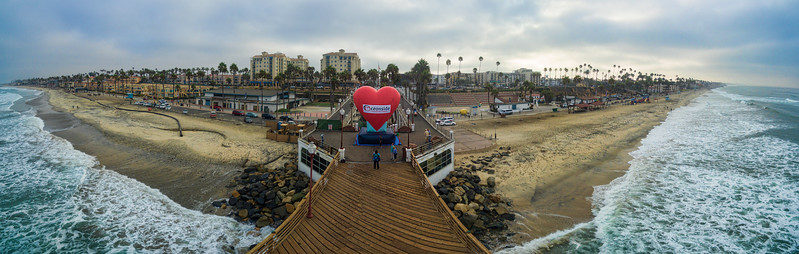 Oceanside Heart event 2016