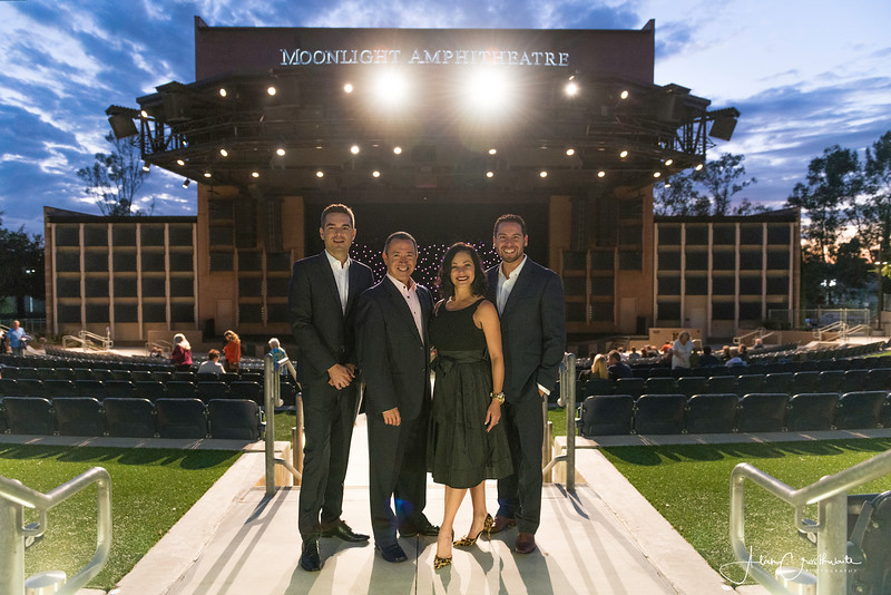 Moonlight Amphitheater photoshoot - 2016