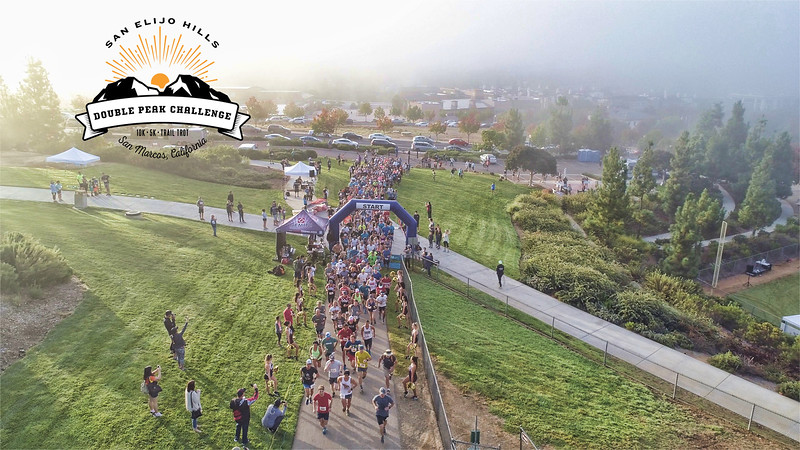 San Elijo Double Peak 10 K 2017
