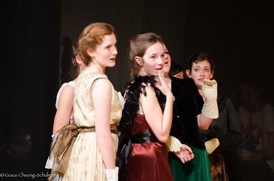 Dress Rehearsal of Annie Get Your Gun
