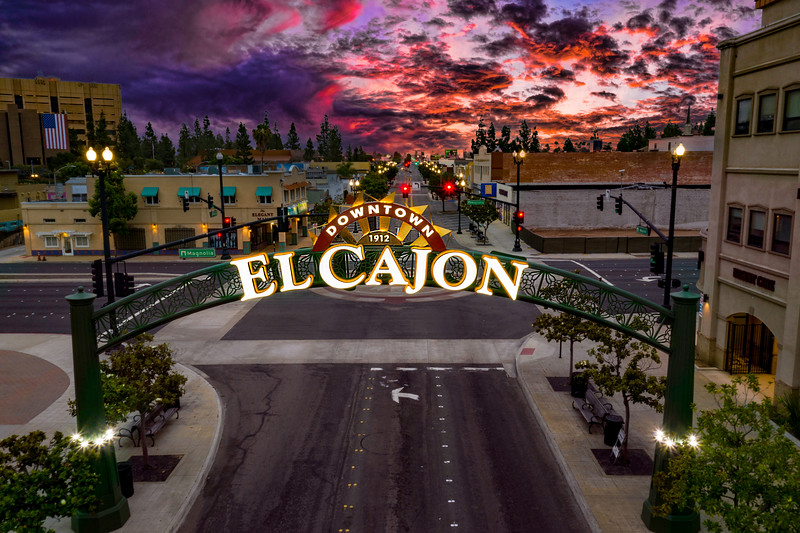 City of El Cajon Project 2020