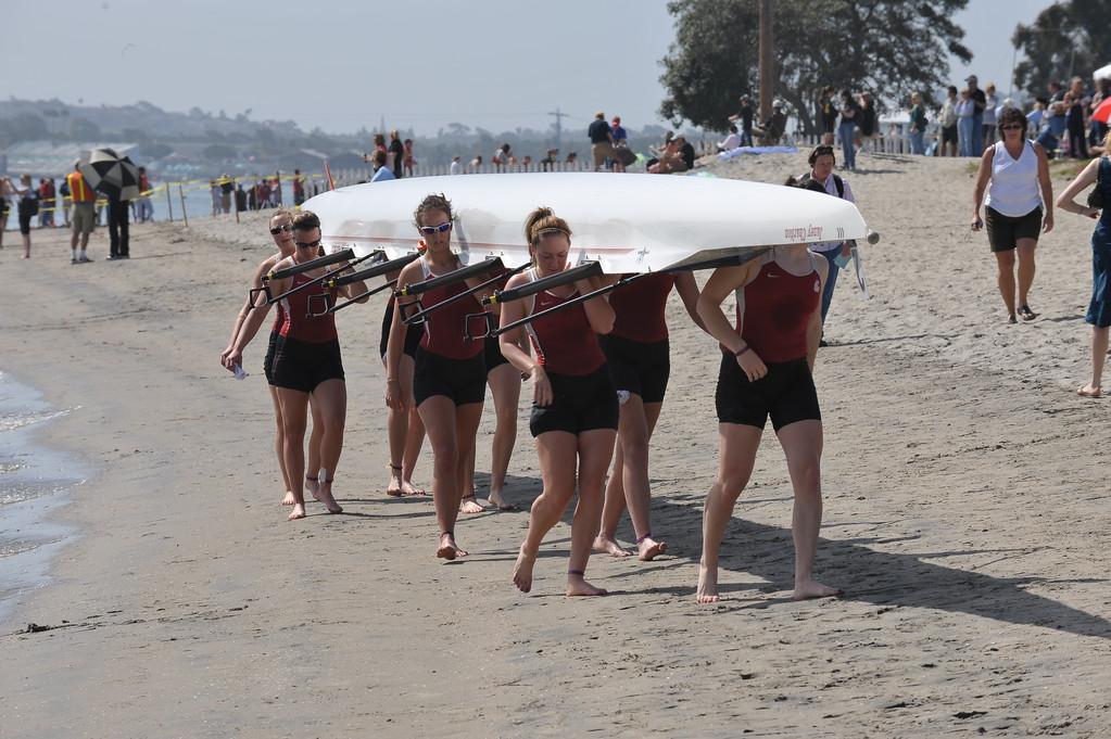 Mission Bay Crew 2010