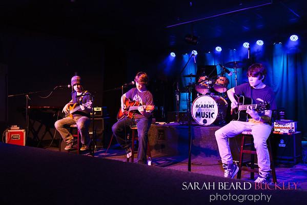 Simple Burden Ryan Beagan (bass, vocals),, Dylan Sinclair (guitar, lead vocals),  Joey Clayton (guitar)
