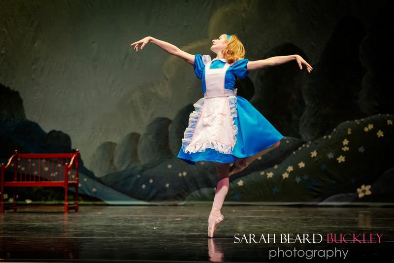 """Elizabeth Dragoni as """"Alice"""""""