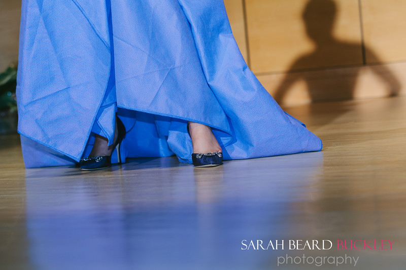 Blue Wrap Project Runway 2014