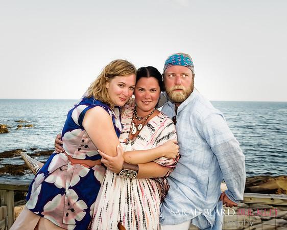 Rachel Comas, Sheila Youngblood & Krystian Von Spiedel