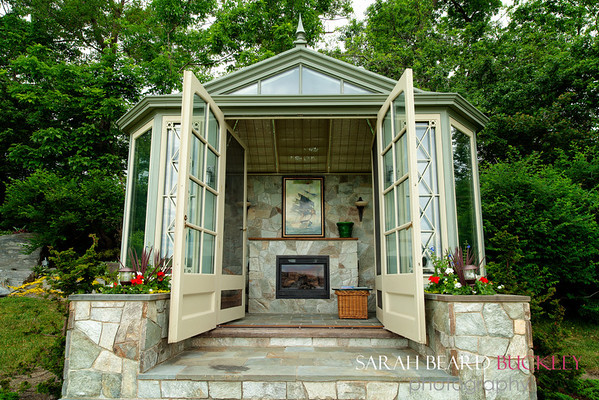 2013 Maine Home+Design English Garden Party and Home Tour