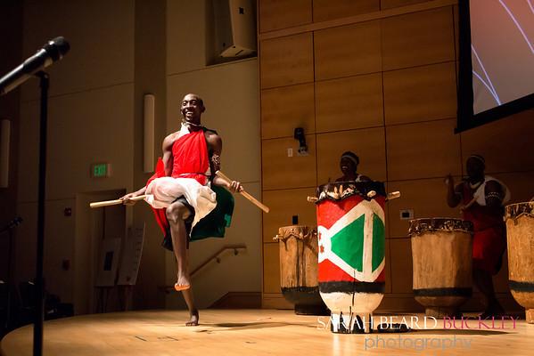Batimbo Beats, Burundian Drumers