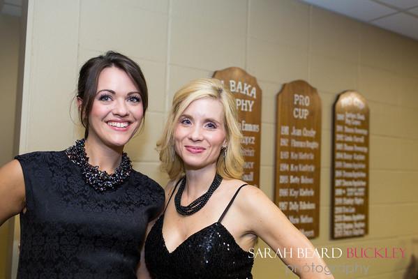 Amber Myerowitz and Christy Bomba