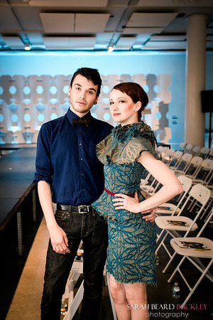 Mason Hainey & Chloe Berin