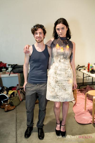 Beth Schneider & Allen West