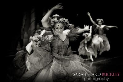 "Kristin Francoeur, ""Waltz of the Flowers"" Choreography by George Balanchine, © The George Balenchine Trust"