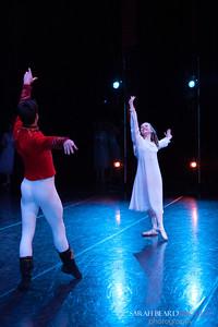 Maiki Saito as the Nutcracker Prince & Alyssa Bryan as Clara