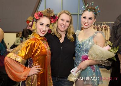 Adrienne, Beth & Rhiannon Pelletier