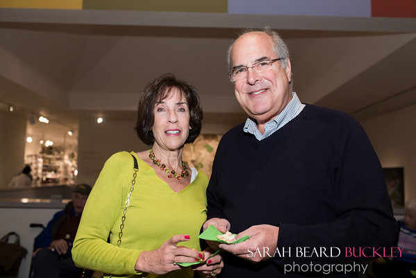 Kathy and Mark Aranson