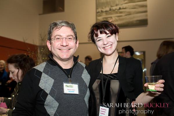 Natan Kahn and Jessica Lauren Lipton