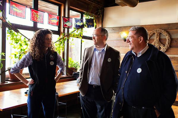 Lisa Morris, Tom Vose, Eric Saunders