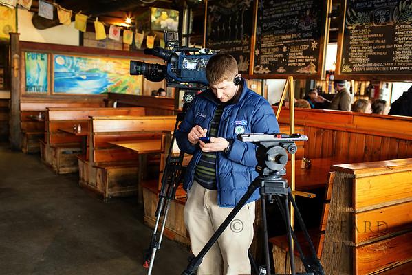 David Dane, Photojounalist, News 13