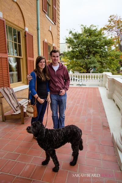 Kelsey and Criostoir O Ciardha