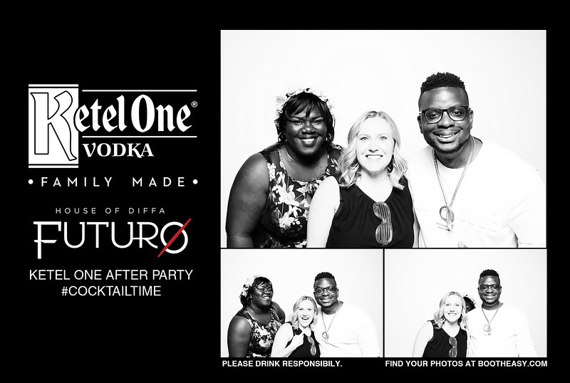 """House of Diffa After Party by Ketel One Vodka on March 16, 2019 - Glamour Photo and GIF Booth by BoothEasy Photo Booth Company <a href=""""http://www.bootheasy.com"""">http://www.bootheasy.com</a>"""