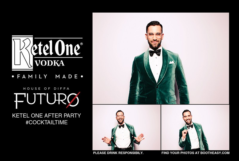 "House of Diffa After Party by Ketel One Vodka on March 16, 2019 - Glamour Photo and GIF Booth by BoothEasy Photo Booth Company <a href=""http://www.bootheasy.com"">http://www.bootheasy.com</a>"