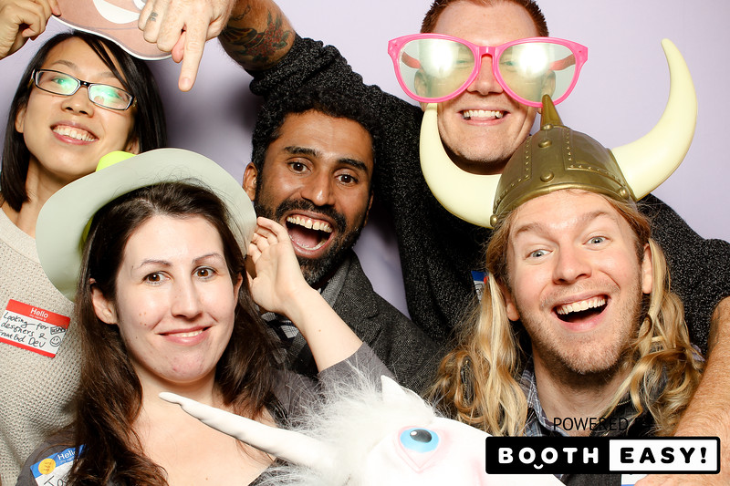 """Big Ass Social Happy Hour December Event - Holiday Edition - Photo and GIF Booth by BoothEasy Photo Booth Company  <a href=""""http://www.bootheasy.com"""">http://www.bootheasy.com</a>)"""