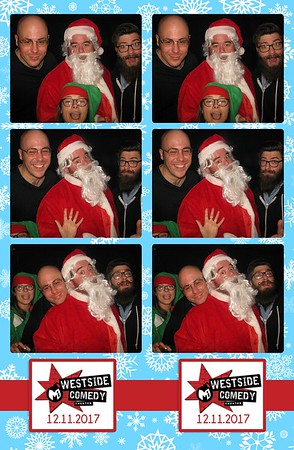 2017 Westside Comedy Holiday Party