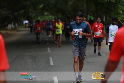 Vadofone Coimbatore Marathon 2018