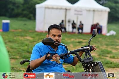 Kotak Wheelchair Marathon 2018