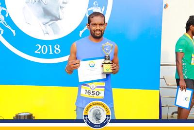 Larsen Memorial Run 2018
