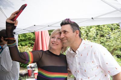 Teri Muuss and Matt Pasca