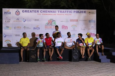Chennai Runners Rolling Run 2019