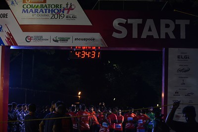 vodafone comibatore marathon 2019