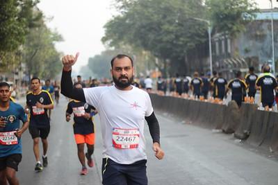 WNC Navy Half Marathon 2019