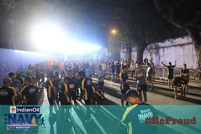 WNC Navy Halfmarathon 2019