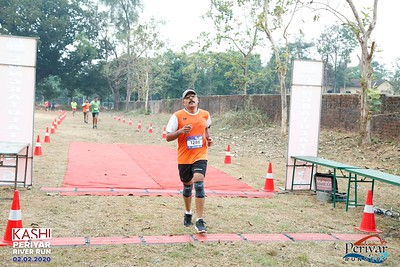 Kashi Periyar River Run 2020