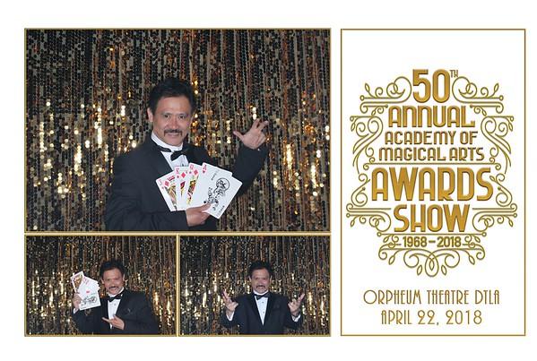 50th Annual AMA Awards