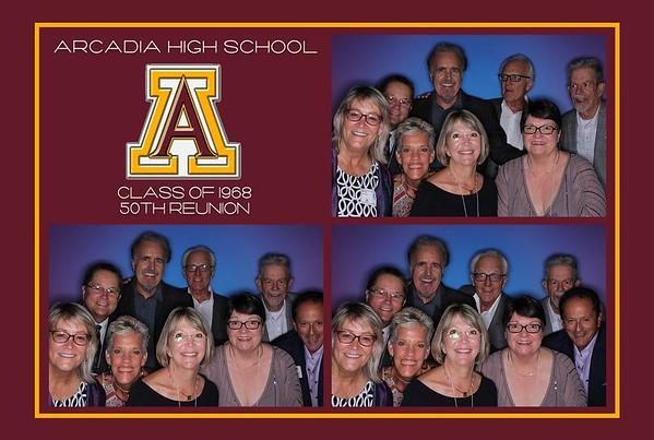 Arcadia High School 50th Reuinion