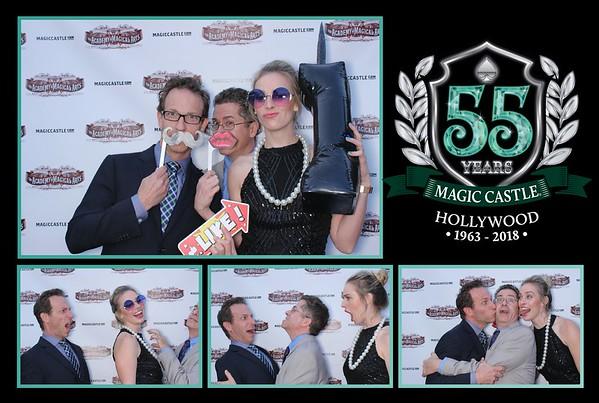 Magic Castle 55th Anniversary