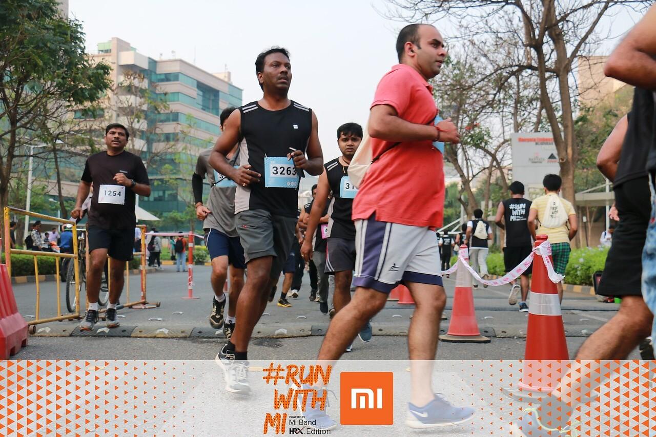Run with Mi 2018