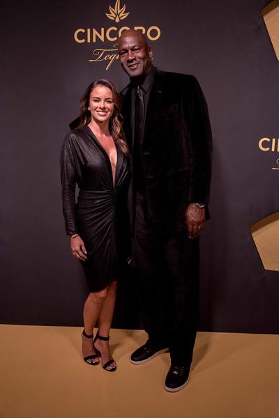 Yvette Prieto & Michael Jordan