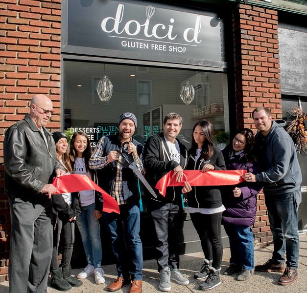 Dolci d - Grand Opening/Ribbon Cutting